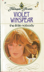 Violet Winspear The Little Nobody