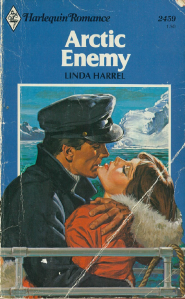 Arctic Enemy Harrel romance cover art