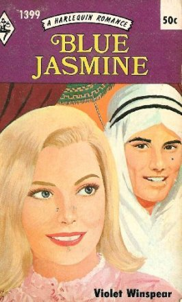 Blue Jasmine first cover
